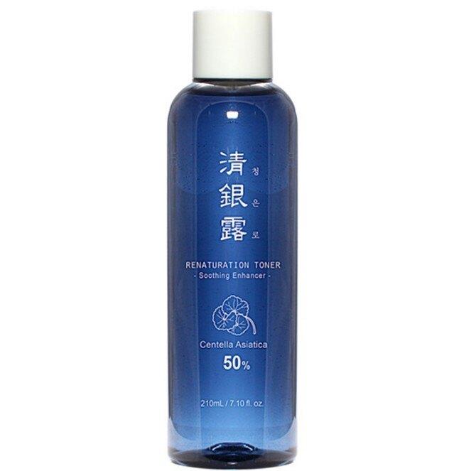 韓國 百年宮廷秘方 清銀露 化妝水 210ml