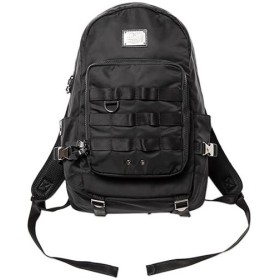 マキャベリック(MAKAVELIC) デイパック SIERRA BLVOUAC DAYPACK 3109-10117 ブラック バックパック リュック バッグ 鞄 カジュアル