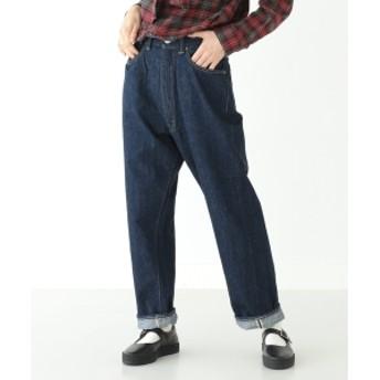 BEAMS BOY orslow × BEAMS BOY / 別注 Monroe Pants Special レディース デニムパンツ INDIGO 1