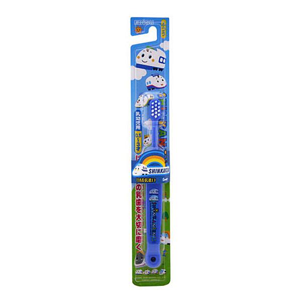 日本EBISU 新幹線 0.5~3歲兒童牙刷【屈臣氏】