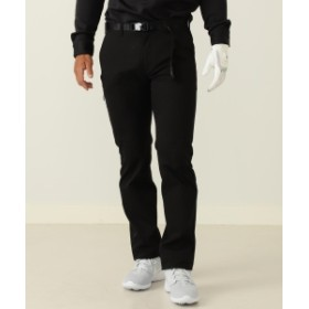 BEAMS GOLF BEAMS GOLF ORANGE LABEL / プライムフレックス チノ パンツ メンズ カジュアルパンツ BLACK XL