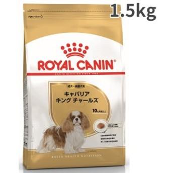 【お取寄せ品】ロイヤルカナン キャバリアキングチャールズ 成犬・高齢犬用 1.5kg