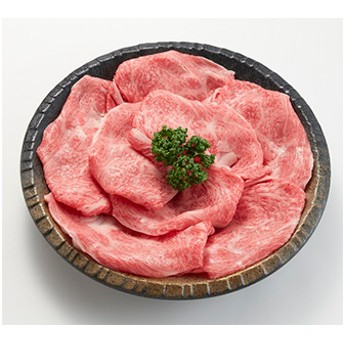 長崎和牛・出島ばらいろ ロースすき焼き700g(4等級以上)