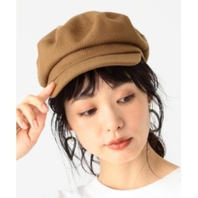 B:MING by BEAMS B:MING by BEAMS / ツイード マリンキャップ レディース ハット BEIGE ONE SIZE