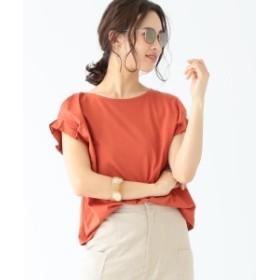 B:MING by BEAMS B:MING by BEAMS / タックスリーブ Tシャツ 19SS レディース Tシャツ ORANGE ONE SIZE