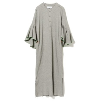 Ray BEAMS FACETASM / Thermal Onepiece● レディース ワンピース GREY ONE SIZE