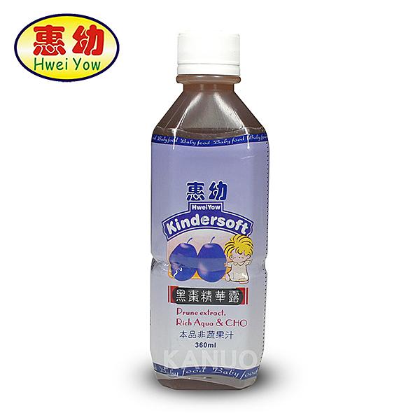 【惠幼】黑棗精華露 含糖配方 (360ml/瓶)