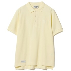 BEAMS PLUS ROWING BLAZERS / RACQUETS POLO メンズ ポロシャツ Yellow M