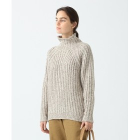 Pilgrim Surf+Supply Pilgrim Surf+Supply / Adele Funnel Neck Sweater レディース ニット・セーター NATURAL ONE SIZE