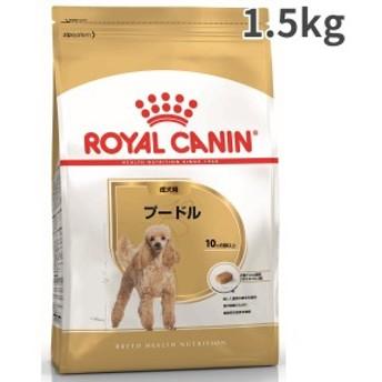 【お取寄せ品】ロイヤルカナン プードル 成犬用 1.5kg