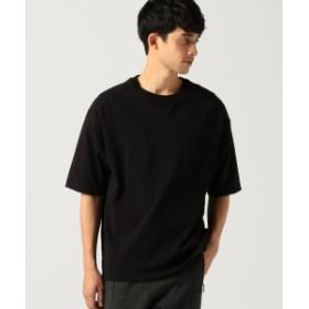 B:MING by BEAMS 【OCEANS9月号掲載】【Begin9月号掲載】B:MING by BEAMS / ヘビーウェイト ドロップショルダー ポケット Tシャツ メンズ Tシャツ BLACK M