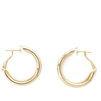 B:MING by BEAMS B:MING by BEAMS / 太フープピアス レディース ピアス(両耳用) GOLD ONE SIZE