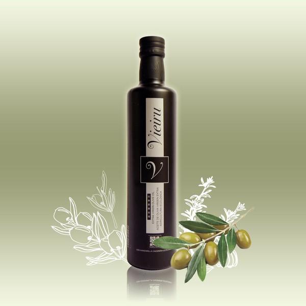 【Vieiru 維爾璐】特級初榨黑標橄欖油