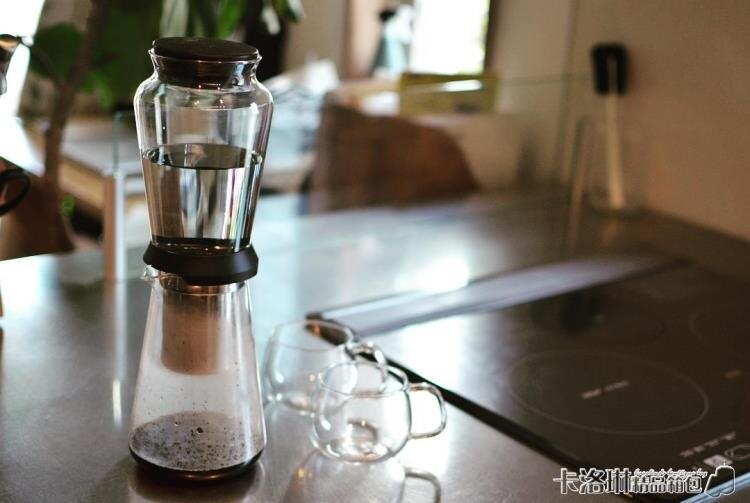日本HARIO SHIZUKU 雫 冰滴咖啡壺 SBS-5B冷萃冰泡咖啡壺順豐