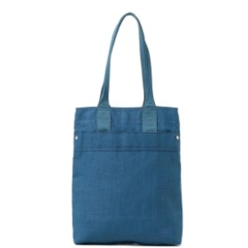 B JIRUSHI YOSHIDA PORTER / PORTER FEEL TOTE BAG メンズ トートバッグ BLUE ONE SIZE