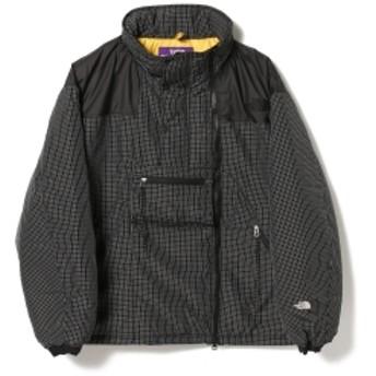 Pilgrim Surf+Supply THE NORTH FACE PURPLE LABEL / Insulation Jacket メンズ その他ジャケット BLACK XL