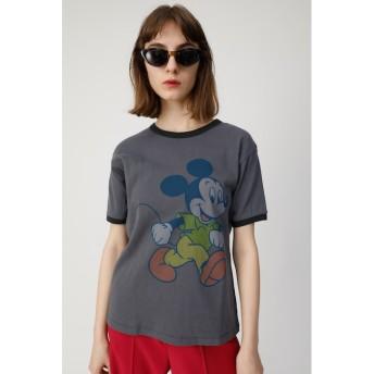 【マウジー/MOUSSY】 VINTAGE MICKEY RINGER Tシャツ