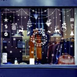 時尚壁貼 - 聖誕素材吊飾
