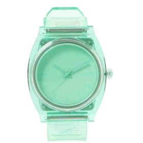BEAMS BOY Nixon / TIME TELLER P レディース 腕時計 CLEAR GREEN ONE SIZE