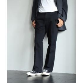 BEAMS BEAMS / NEW STANDARD シューカット デニム パンツ メンズ デニムパンツ BLACK L