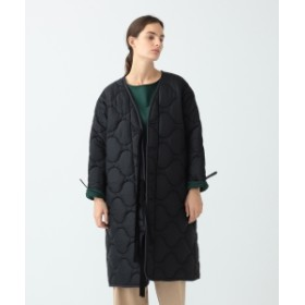 Pilgrim Surf+Supply MADISONBLUE / Quilted No Color Coat レディース その他コート BLACK 01