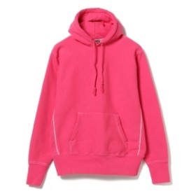 BEAMS CAMBER / ピグメント パーカ メンズ パーカー FUCSIA PINK M