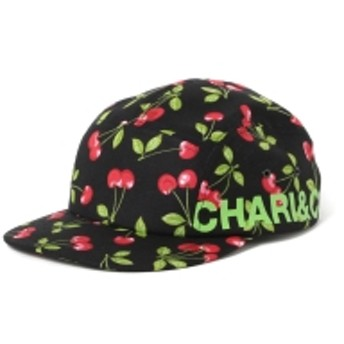 BEAMS T CHARI & CO / 5PANEL CAP メンズ ハット CHERRY ONE SIZE