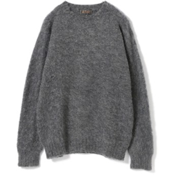 BEAMS PLUS BEAMS PLUS / シェットランドニット メンズ ニット・セーター Oxford XXL