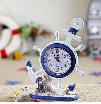H21舵錨擺鐘擺飾品