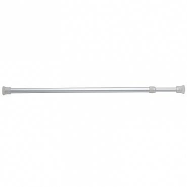 鋁製伸縮桿40-70公分- 銀色