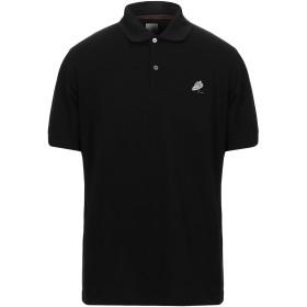 《セール開催中》PAUL SMITH メンズ ポロシャツ ブラック S コットン 100%