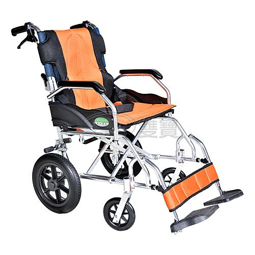 【贈好禮】頤辰 鋁合金輪椅 YC-601 (小輪) 抬腳功能 機械式輪椅 輕量型輪椅 外出型
