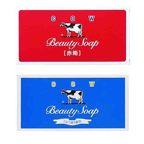 日本牛乳石鹼 牛乳香皂3入裝 玫瑰保濕型100gx3入/茉莉清爽型85gx3入