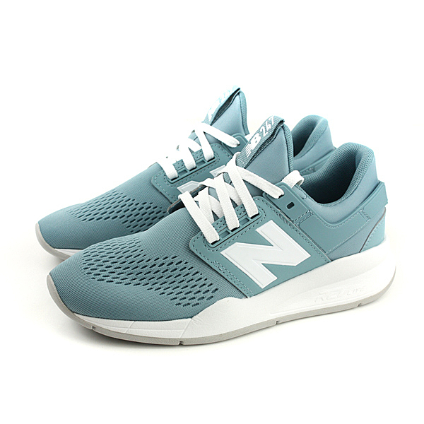 New Balance 247系列 復古鞋女鞋 淺灰綠  WS247UF