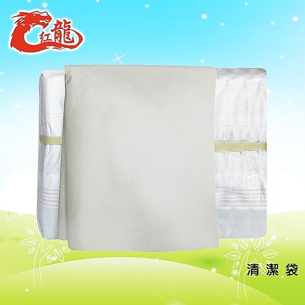 紅龍大白垃圾袋(特大78*92cm約288張約25公斤)