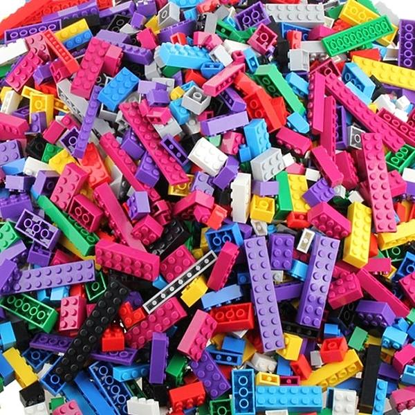 積木 玩具1000顆粒DIY益智兼容拼裝積木小兒童玩具男女孩拼插-快速出貨