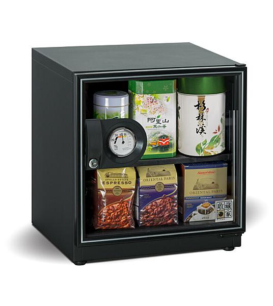 [ 家事達 ] 【收藏家- AD-51P】 55公升暢銷經典型電子防潮箱