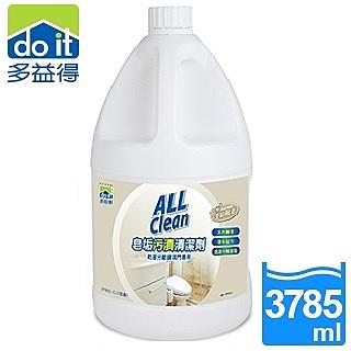 多益得皂垢污漬清潔劑3785ml_補充瓶