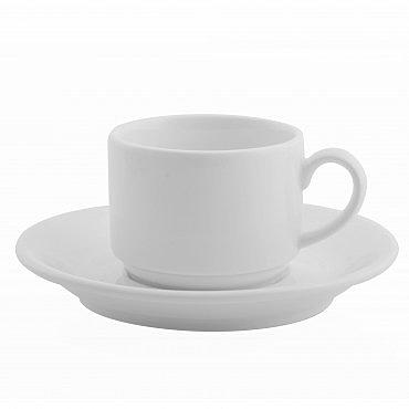 CK 水舞咖啡杯盤組 140ml