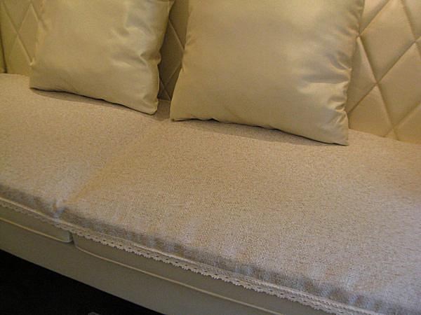 時尚簡約四季加厚沙發巾 沙發墊防滑沙發套2 (90*180cm)