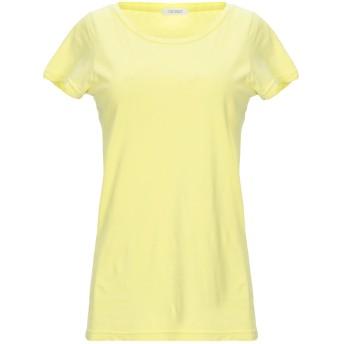 《セール開催中》CROSSLEY レディース T シャツ ビタミングリーン XS コットン 100%