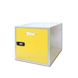 【愛國者】組合式置物櫃(LOC-1)黃色