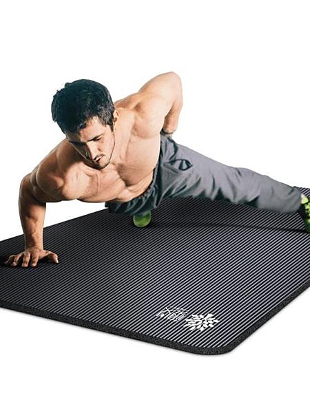 男士健身墊初學者瑜伽墊子