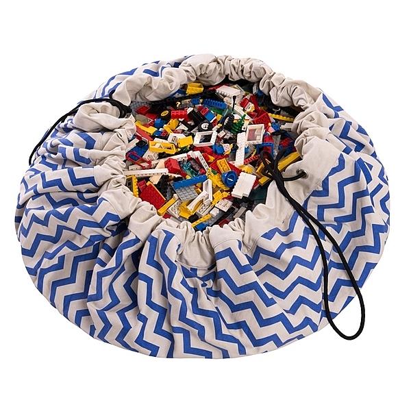 play&go 玩具整理袋 (電波藍)