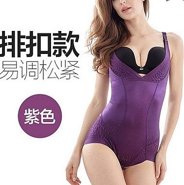 薄款加強型產後束身衣連體四季薄款重壓型收腹衣-ziy0124