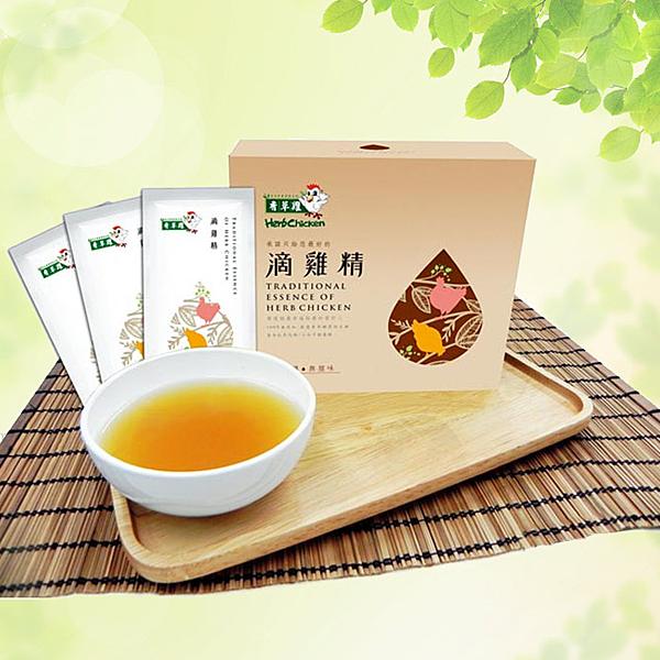 常溫滴雞精 (60g*10包/盒)–香草雞