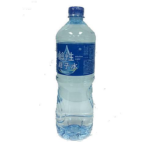 M-心一地中海鹼性離子水850ml【愛買】
