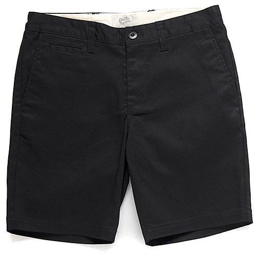 Deus Ex Machina Ford Short 休閒短褲  | 騎士衝浪品牌 -  (黑)