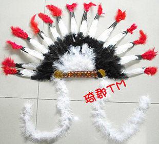 印第安酋長帽