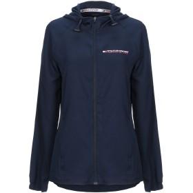《セール開催中》TOMMY SPORT レディース スウェットシャツ ダークブルー S ポリエステル 100%